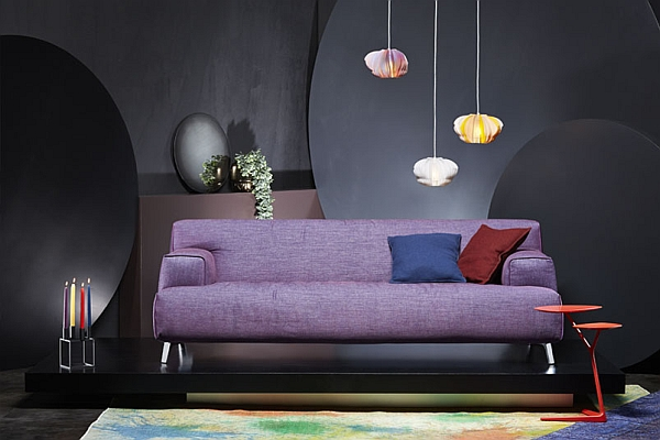 Alcantara Sofa Luxurious And Trendy Sofas With Irresistible Contemporary