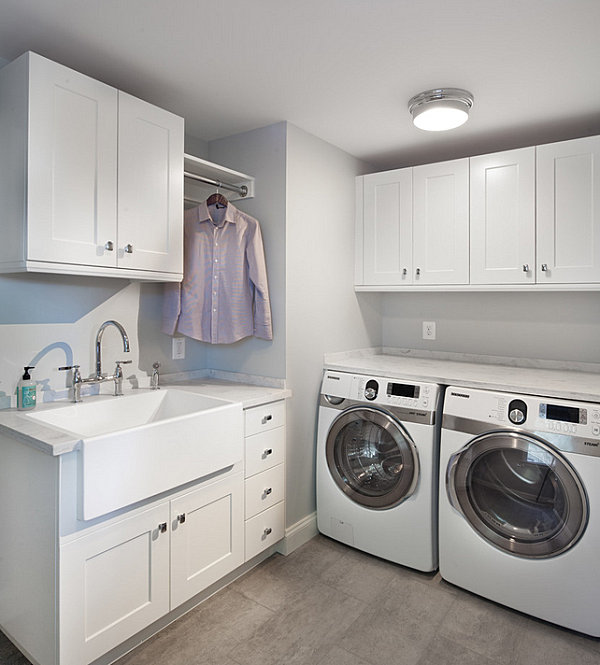 Pictures Of Laundry Rooms Organize Your Laundry Room In Style