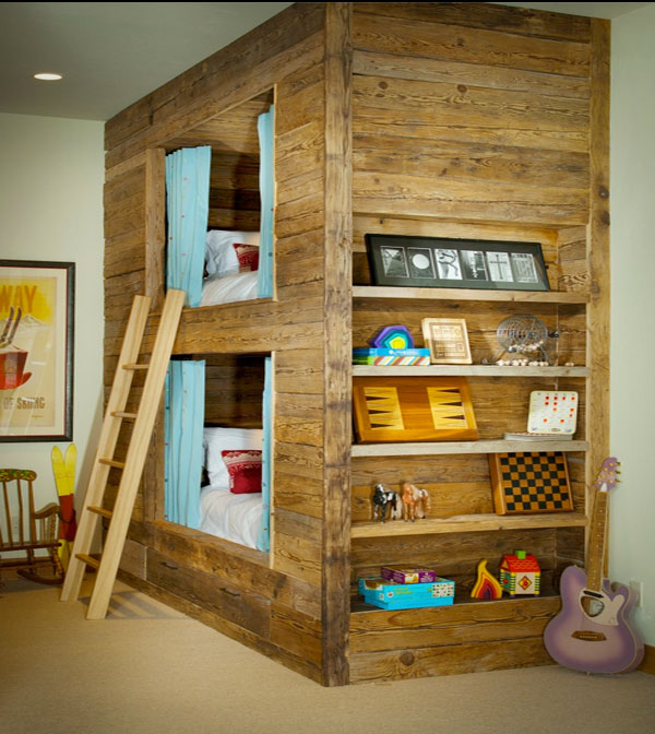Etagenbett Mit Rutsche Für Zwei Bunk Bed Design Ideas For Him And Her