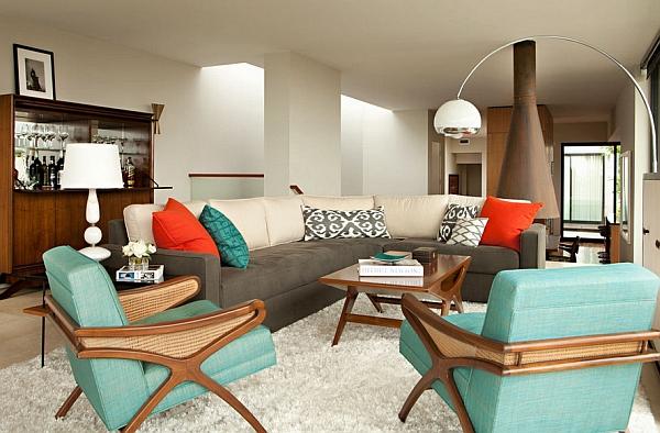 Retro Living Room Ideas And Decor Inspirations For The Modern Home - retro living room furniture