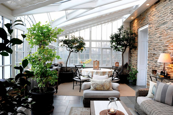 Salon De Jardin Hartman 10 Gorgeous Greenhouses To Get You Excited For Spring