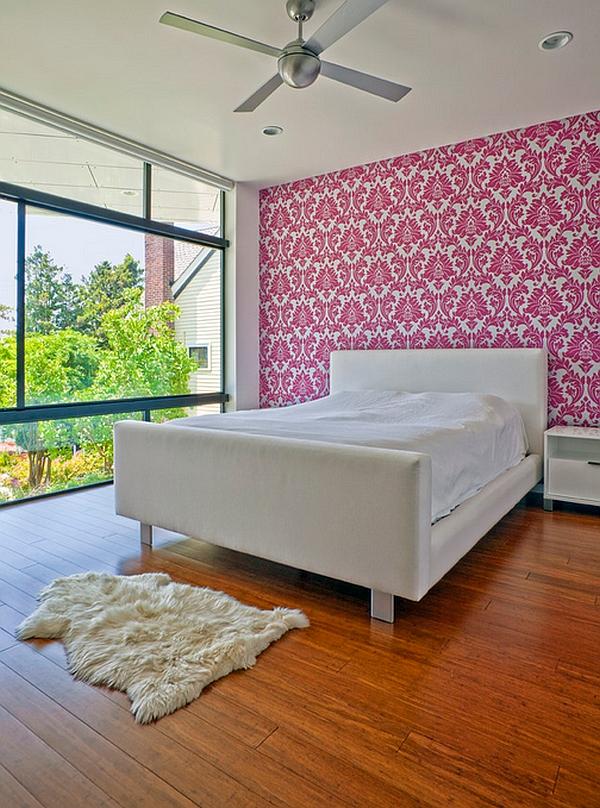 Wallpaper Accent Wall Bedroom - Business-expert