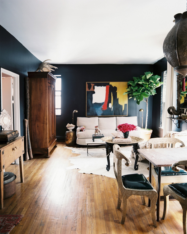 Stylish Paint Colors And Ideas For Your Living Room - cozy living room colors