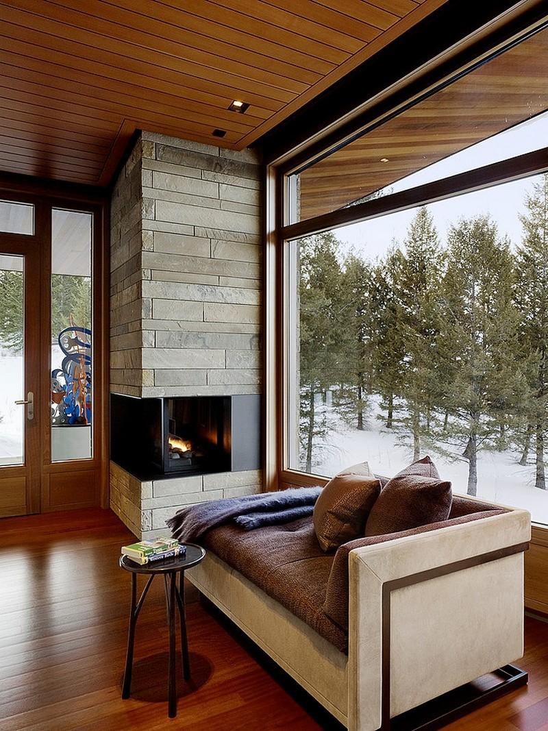 New Window Design Ideas Stunning Wyoming Butte Compound Features Contemporary