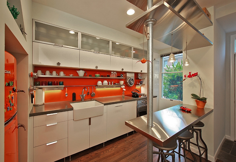 Kitchen Without Backsplash Kitchen Backsplash Ideas: A Splattering Of The Most