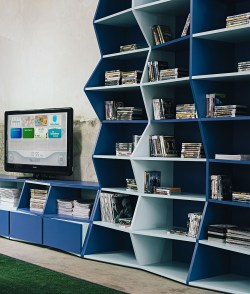 Small Of Modern Contemporary Bookshelves
