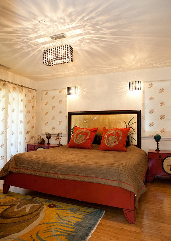 Contemporary Bedroom Sets Asian Inspired Bedrooms: Design Ideas, Pictures