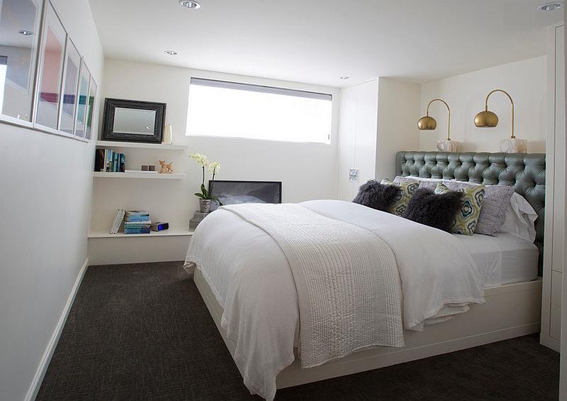 Easy Tips To Help Create The Perfect Basement Bedroom - basement bedroom ideas