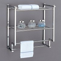 Bathroom Wall Shelves That Add Practicality And Style To ...