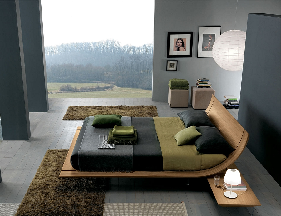 Contemporary Italian Furniture Brands Bedroom Interior