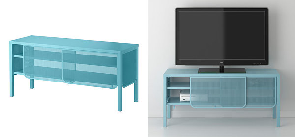 Besta Tv Stand Modern Media Consoles For Big Screen Tvs