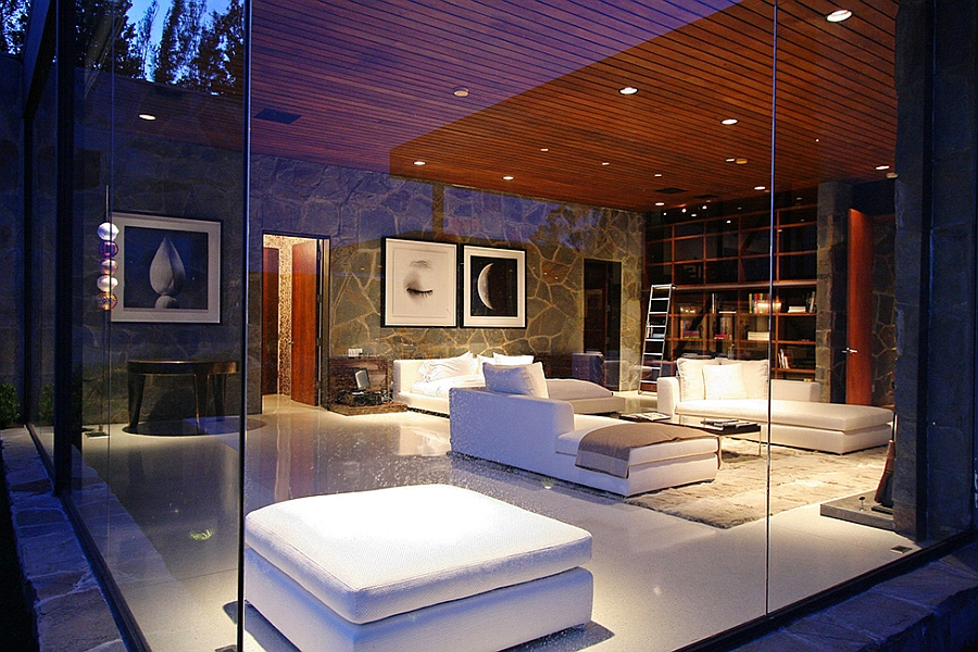 3d Wallpaper For Walls Australia Luxurious Beverly Hills Mansion Acquires A Sparkling New