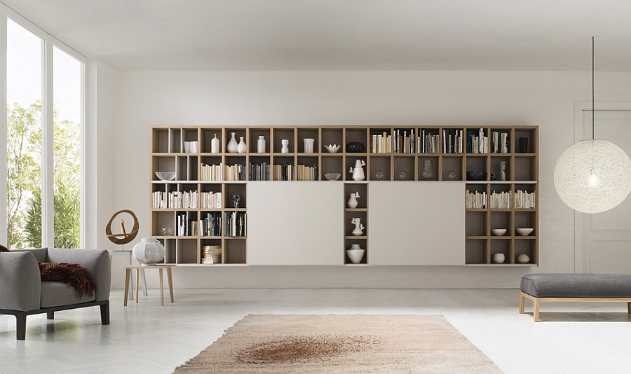 Moderne Wohnzimmer Kommode Contemporary Living Room Wall Units And Libraries, Ideas