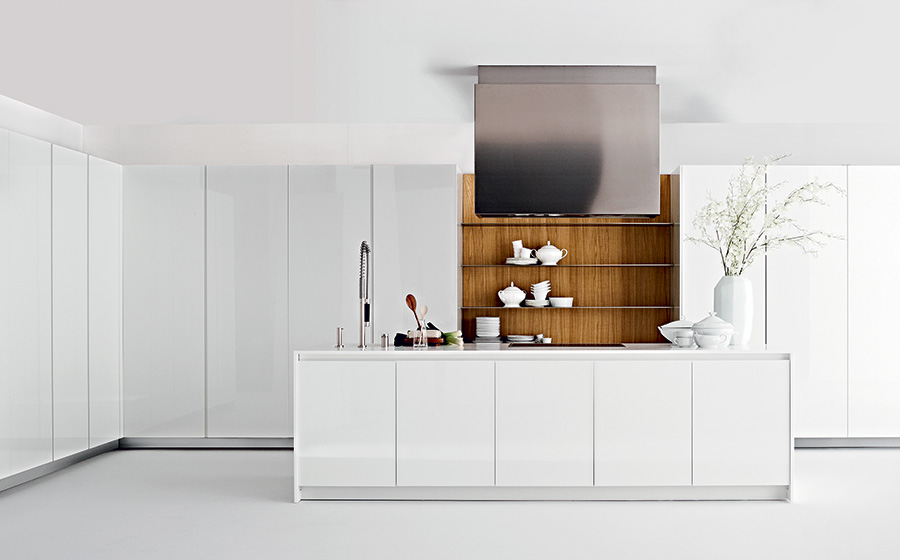 minimalist kitchen offers space saving solutions small urban smart storage solutions small kitchen design
