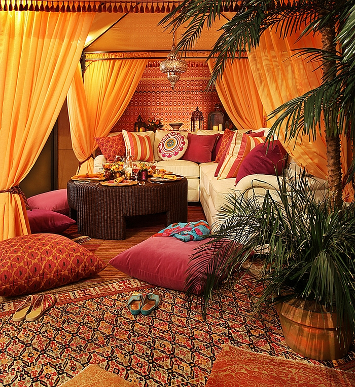 Schlafzimmer Orientalisch Modern Moroccan Living Rooms Ideas, Photos, Decor And Inspirations