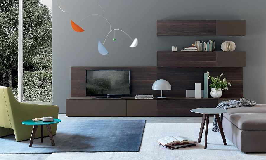 20 Most Amazing Living Room Wall Units - wall units for living rooms