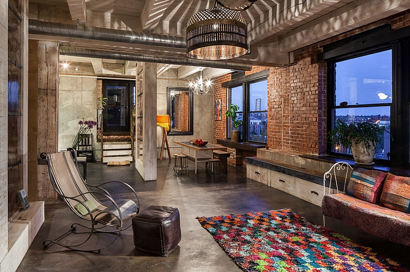 Loft Style Einrichtung Moroccan Living Rooms Ideas, Photos, Decor And Inspirations