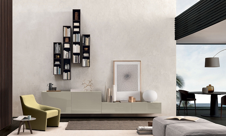 20 Most Amazing Living Room Wall Units - designer wall unit