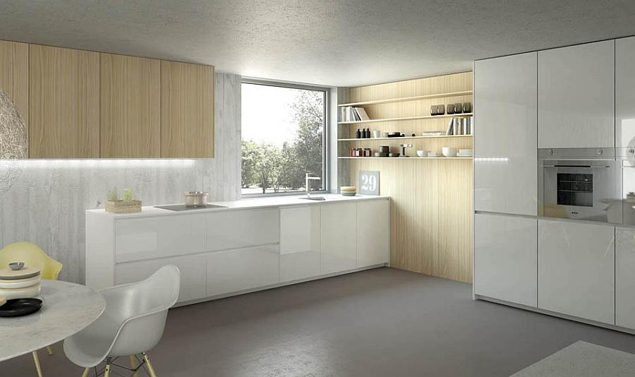 Contemporary Italian Kitchens Designs, Creative Timeless Ideas - timeless kitchen design