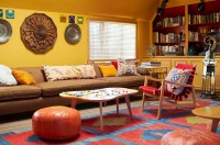 How To Design A Trendy, Fun Family Room