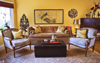 20 Yellow Living Room Ideas, Trendy Modern Inspirations