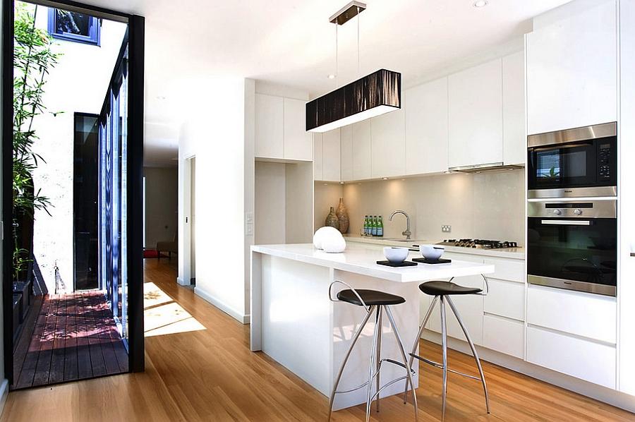 kitchen small space design orbis design small modern kitchen design ideas remodel pictures houzz