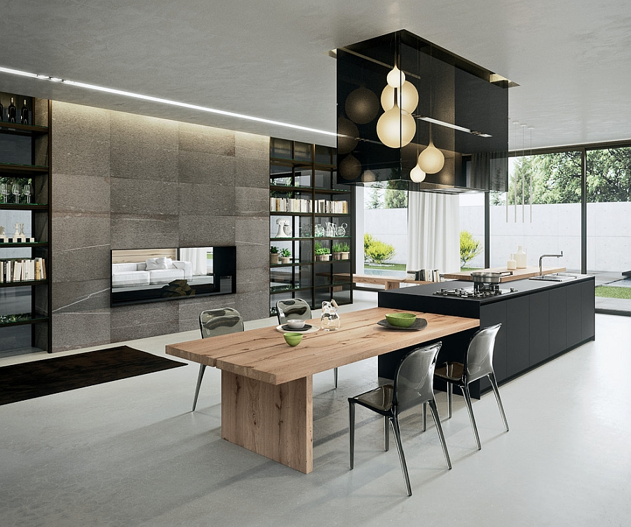 sophisticated contemporary kitchens cutting edge design barrique modern italian kitchen design