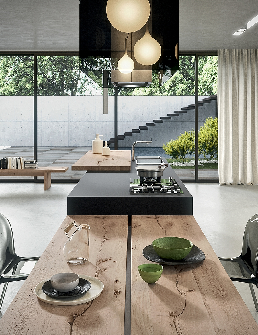 Modern Kitchen Design Elements Sophisticated Contemporary Kitchens With Cutting Edge Design