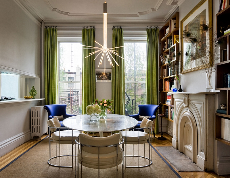 Fall Bohemian Fashion Wallpaper How To Use Green To Create A Fabulous Dining Room