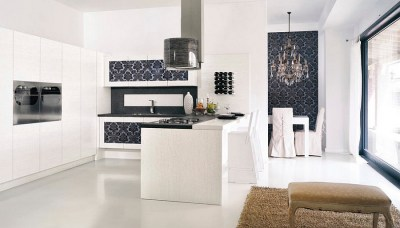 Kitchen Wallpaper Ideas - Wall Decor That Sticks
