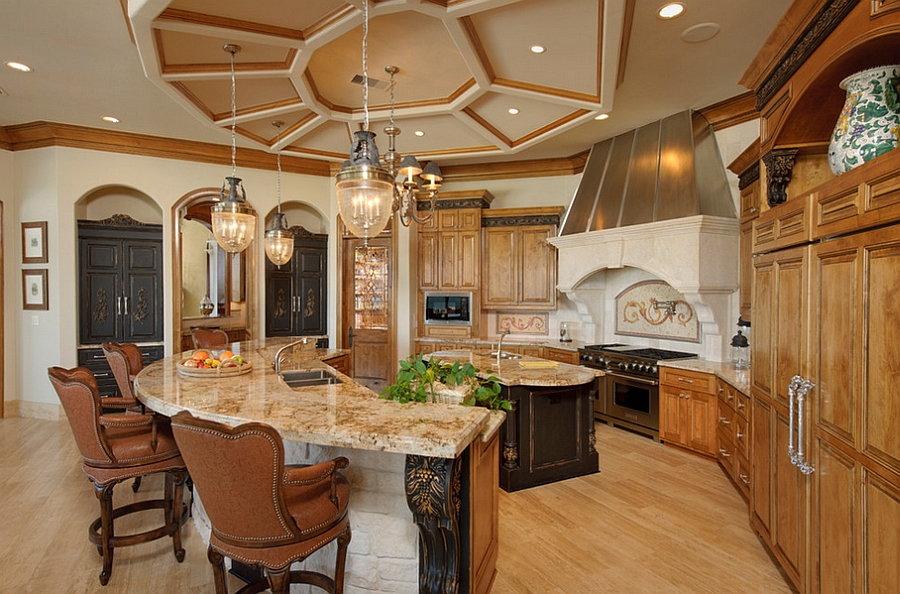 Tuscan Kitchen Cabinet Handles How To Design An Inviting Mediterranean Kitchen