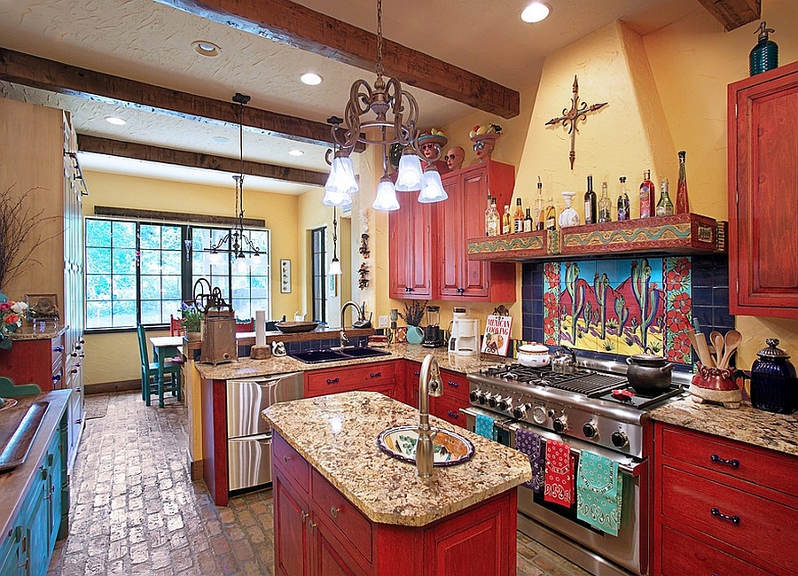 hand painted tiles give kitchen inimitable backsplash design donna kitchen backsplash design hand painted tiles