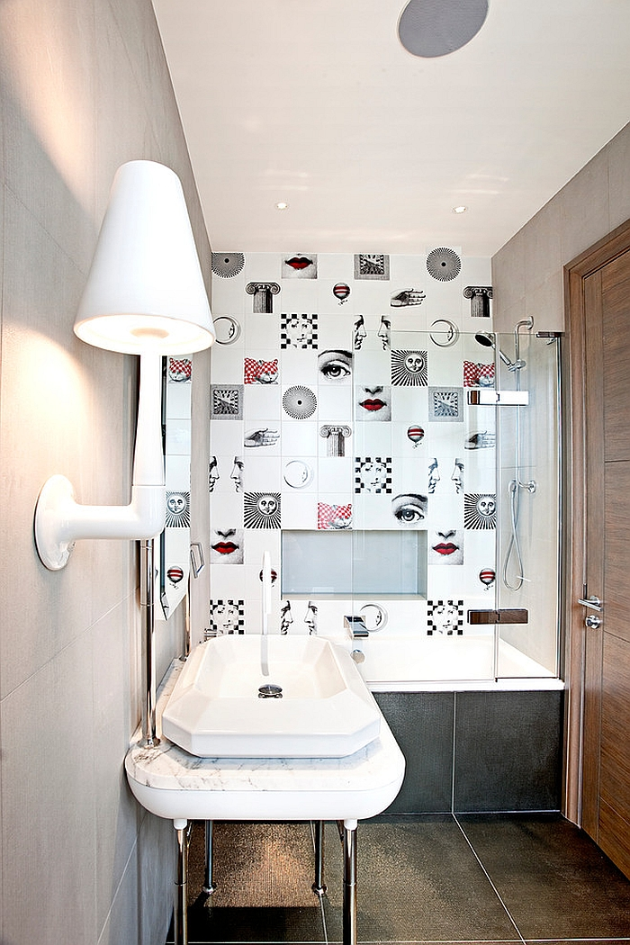 Roman Bathtub 12 Inspirations That Add Fun Fornasetti Twists To Your Home