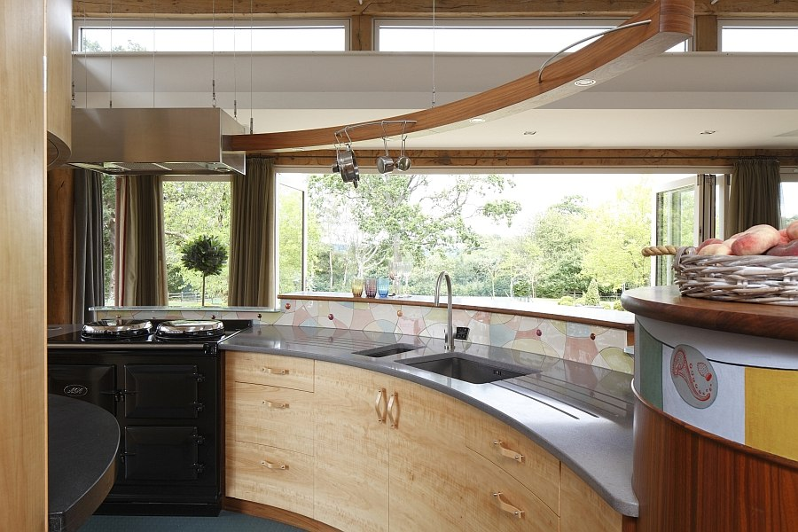 Alternative Kitchen Island Ideas Ingenious Hand-crafted Kitchens From Johnny Grey