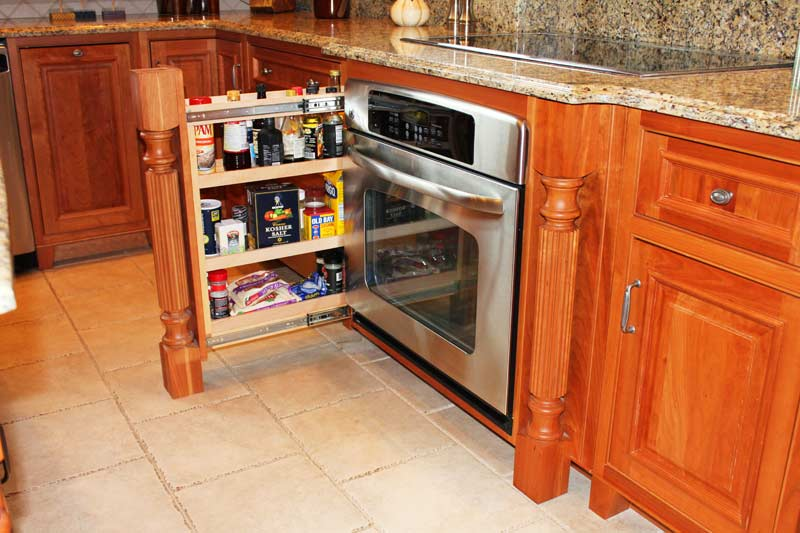 Cutting Kitchen Cabinets 8 Strangely Satisfying Hidden Kitchen Compartments