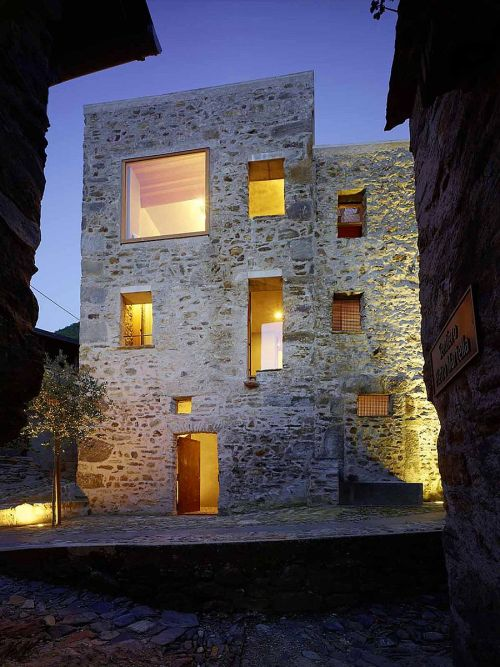 Medium Of Stone House Revival