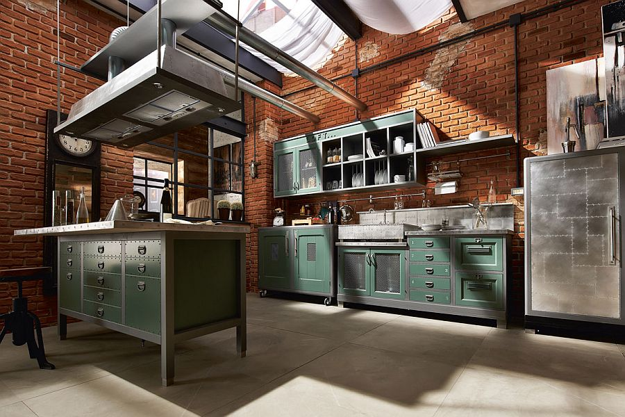 Long Island Küche Vintage Kitchen Combines Timeless Design With Seamless