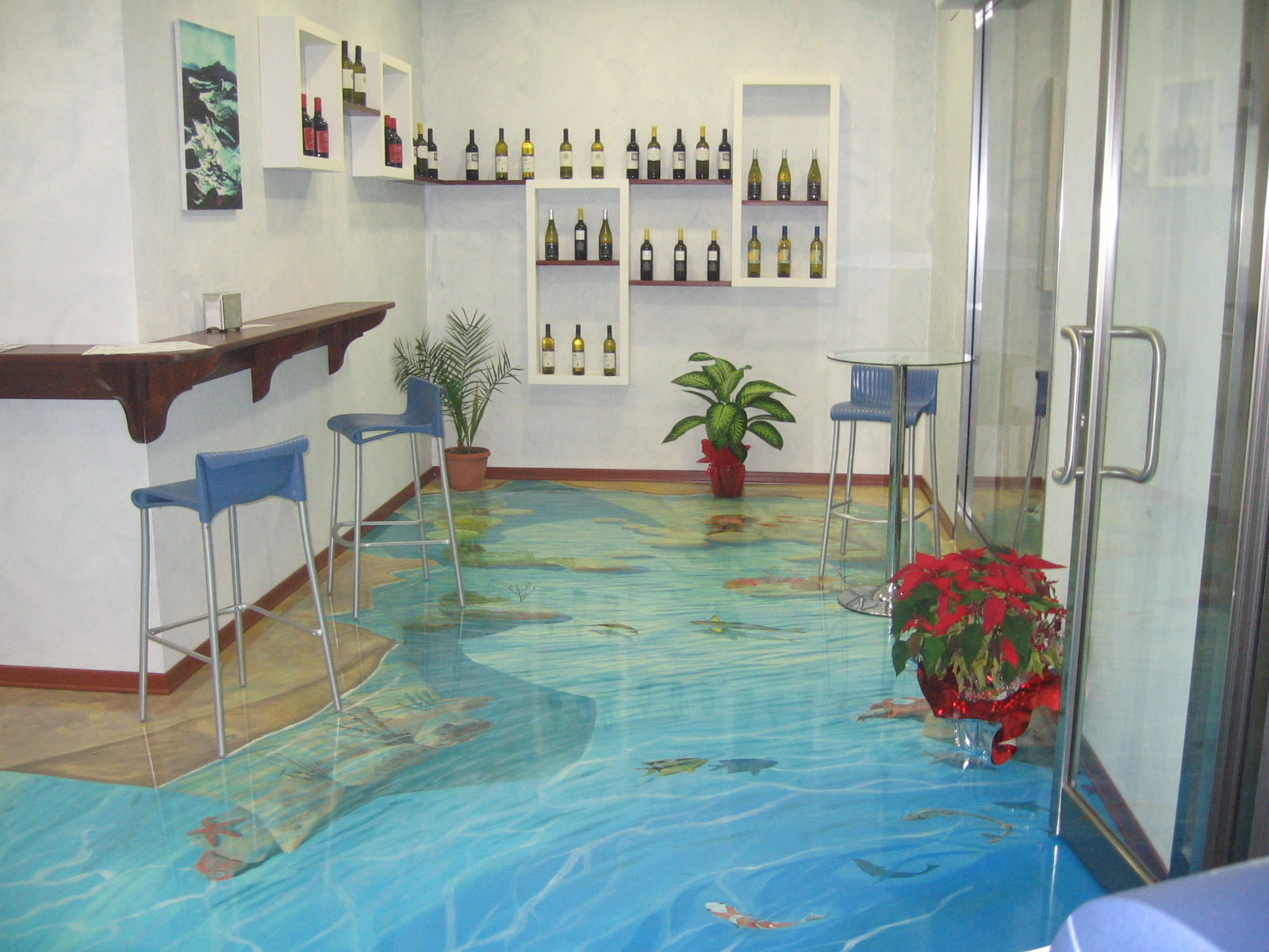 3d Kitchen Flooring Turn Any Room Into A Stunning Work Of Art With 3d Epoxy