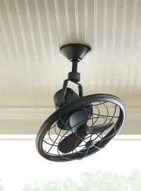 Outdoor oscillating ceiling fan - Decoist