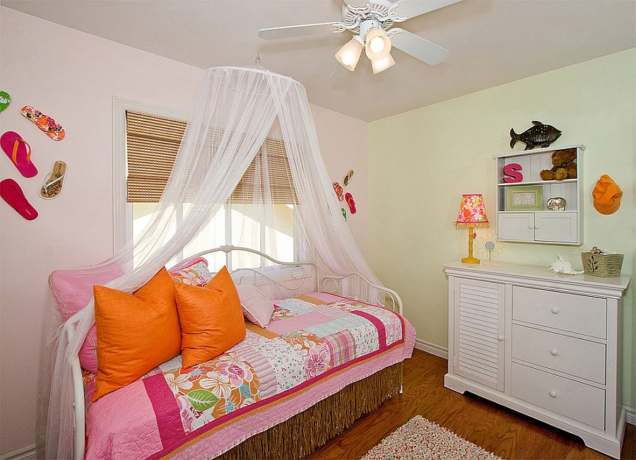 Inside Meuble 20 Kids' Bedrooms That Usher In A Fun Tropical Twist!