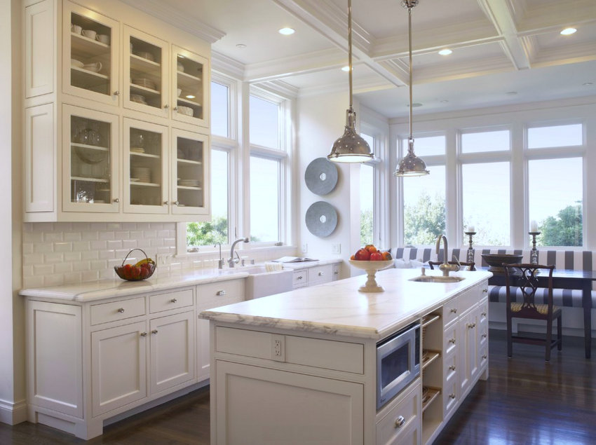 How To Clean Quartz Countertops Add Personality To Your Interior With A Coffered Ceiling