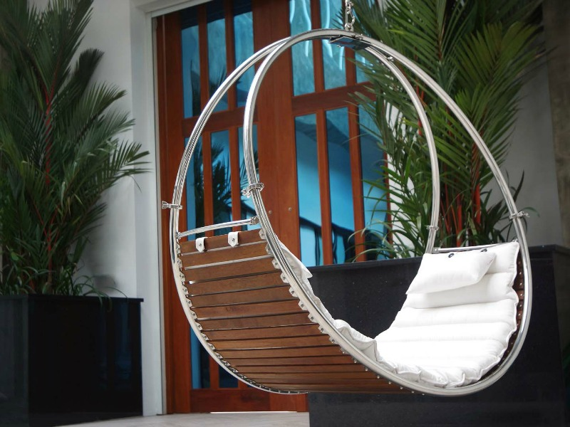 Loveuse Exterieur Chill Out In These Hammocks For Any Space
