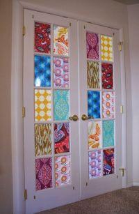 Fabric Doors & Fabric Garage Door Fabric Garage Door ...