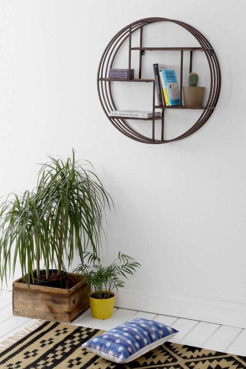 Medium Of Wall Shelf Designs