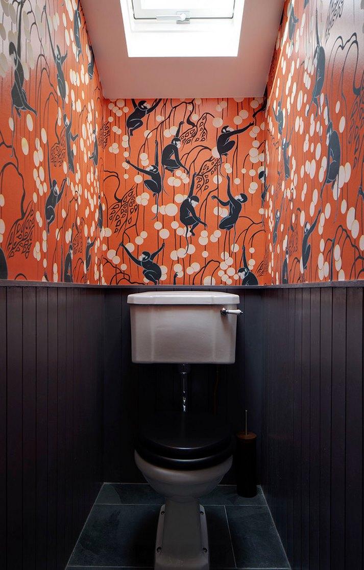 Black Beadboard Wallpaper 10 Rooms Featuring Beadboard Paneling