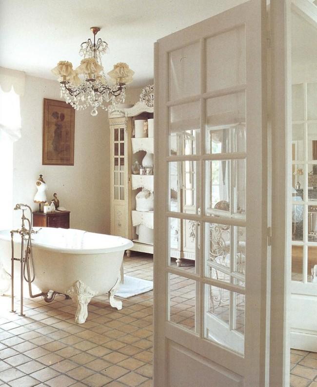 18 Bathrooms for Shabby Chic Design Inspiration - shabby chic bathroom ideas