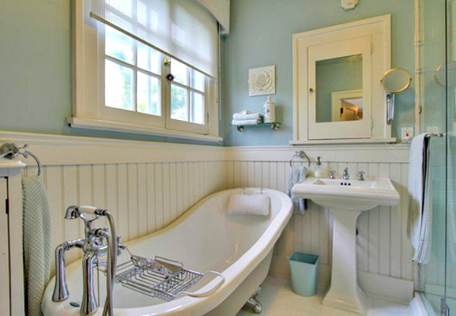 Beadboard Bathroom 15 Beadboard Backsplash Ideas For The Kitchen, Bathroom