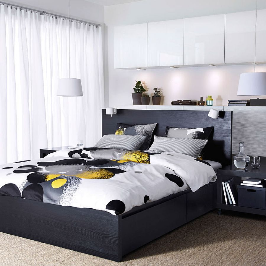 Ikea Malm Bed 50 Ikea Bedrooms That Look Nothing But Charming