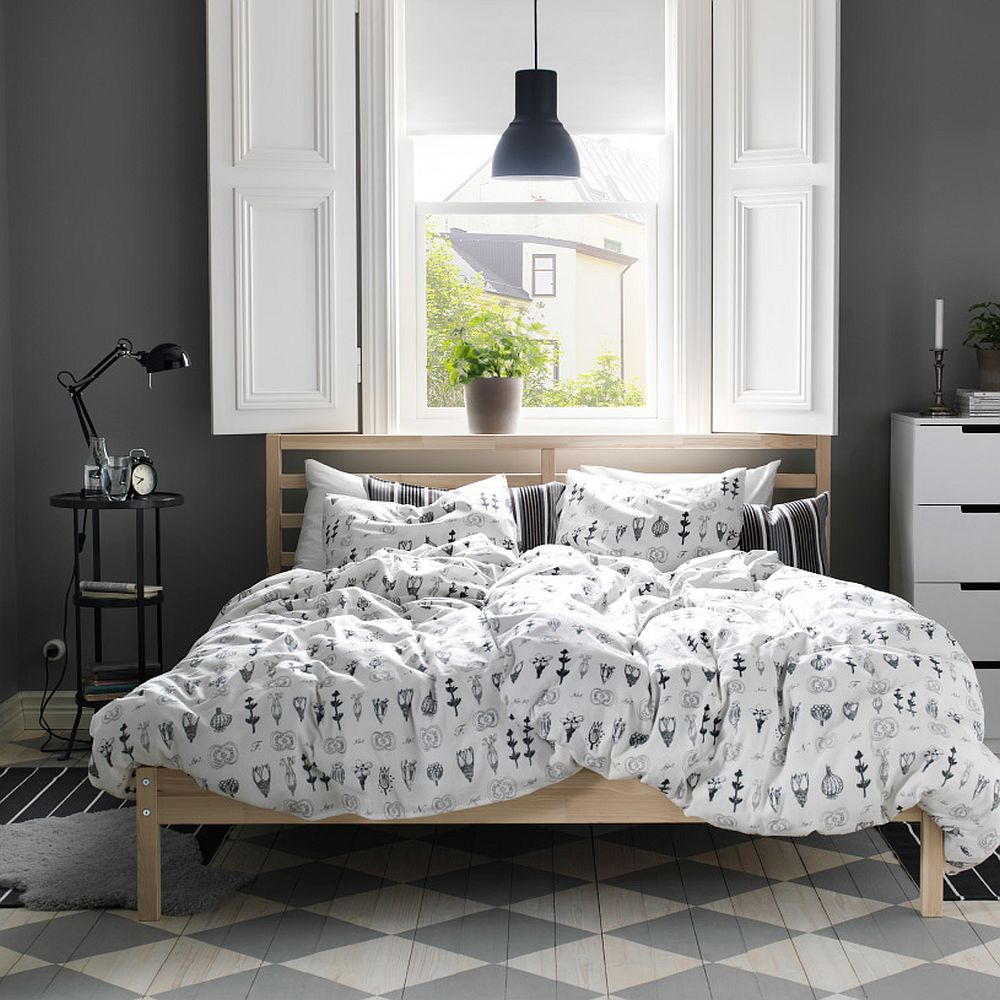 Ikea Bad Leuchten 50 Ikea Bedrooms That Look Nothing But Charming