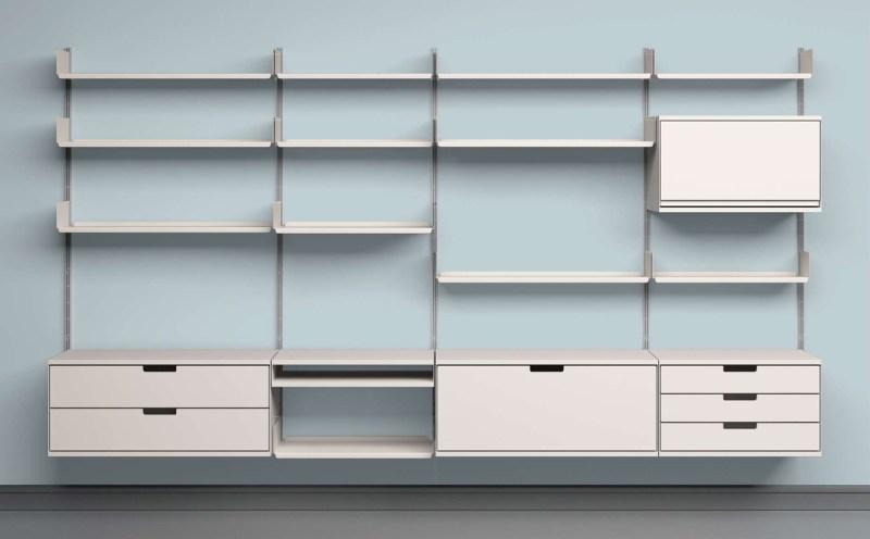Large Of Modular Wall Shelves